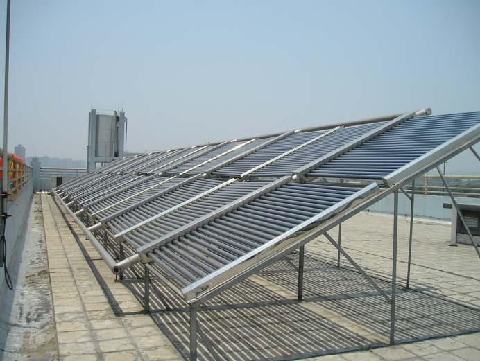 太阳能热水工程设计方案